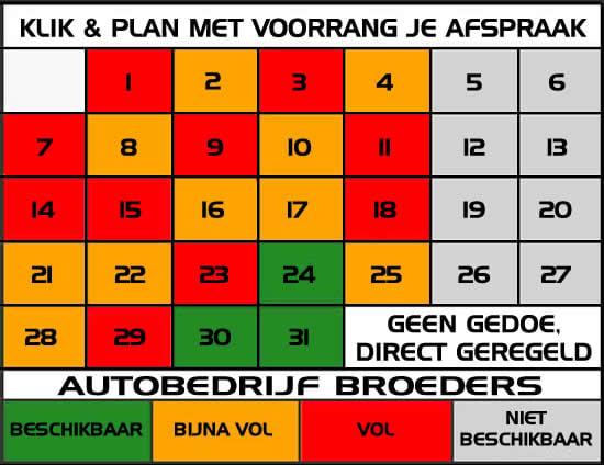 APK Keuring Breda