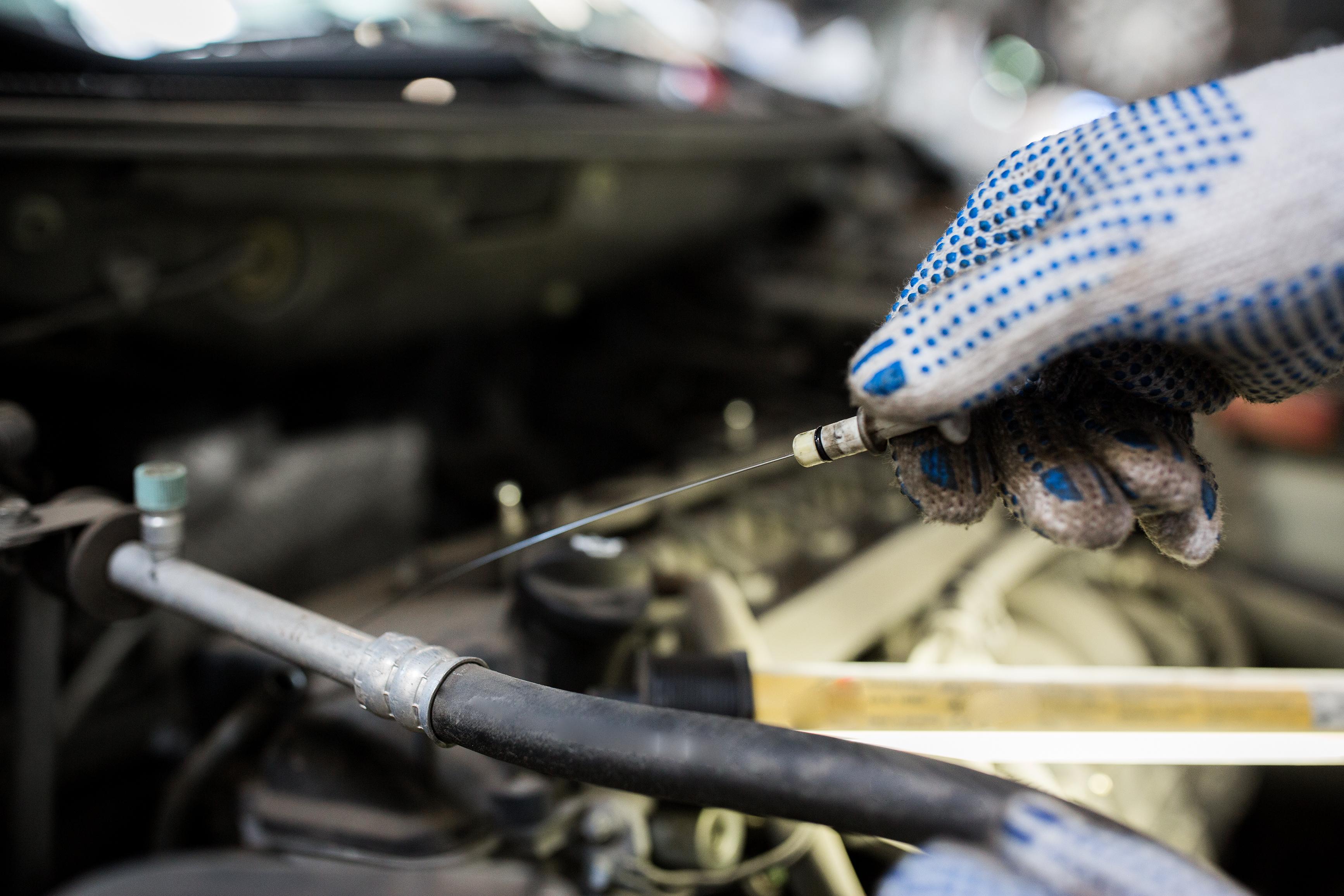 auto onderhoudsbeurt